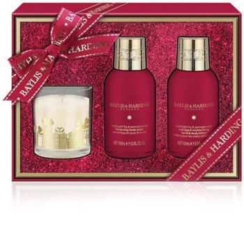 Baylis & Harding Midnight Fig & Pomegranate zestaw kosmetyków I.