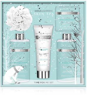 Baylis & Harding Skin Spa Rosemary Cosmetic Set I.