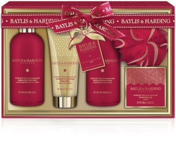 Baylis & Harding Midnight Fig & Pomegranate Cosmetic Set II.