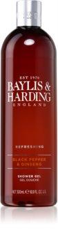 Baylis & Harding Black Pepper & Ginseng τζελ για ντους