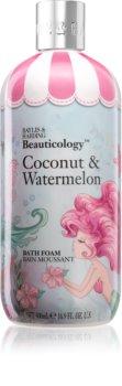 Baylis & Harding Beauticology Coconut & Watermelon espuma de banho