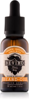 Be-Viro Men's Only Grapefruit, Cinnamon, Sandal Wood olej na bradu