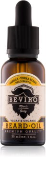 Be-Viro Men's Only Vanilla, Palo Santo, Tonka Boby Beard Oil