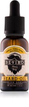 Be-Viro Men's Only Vanilla, Palo Santo, Tonka Boby olio da barba