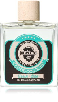 Be-Viro Men's Only Fresh Bite Eau de Cologne für Herren 100 ml