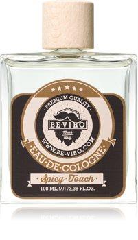 Be-Viro Men's Only Spicy Touch eau de cologne pour homme