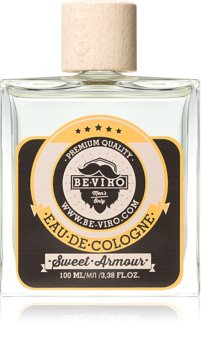 Be-Viro Men's Only Sweet Armour Eau de Cologne für Herren 100 ml
