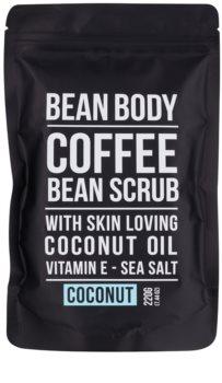 Bean Body Coconut vyhlazující tělový peeling