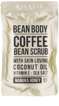Bean Body Manuka Honey esfoliante corporal de alisamento