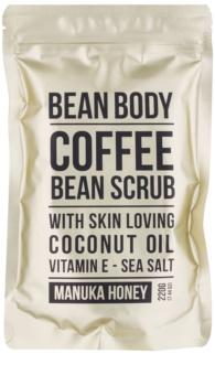 Bean Body Manuka Honey vyhlazující tělový peeling