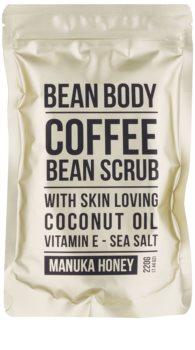 Bean Body Manuka Honey Wygładzający peeling do ciała