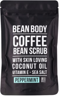 Bean Body Peppermint gommage corporel lissant