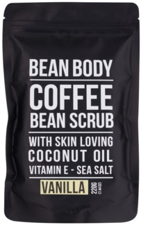 Bean Body Vanilla exfoliante corporal con efecto lifting