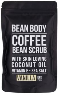 Bean Body Vanilla Gladmakende Body Scrub