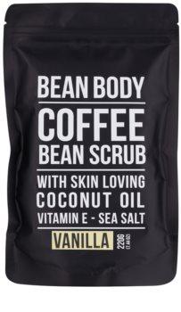 Bean Body Vanilla gommage corporel lissant