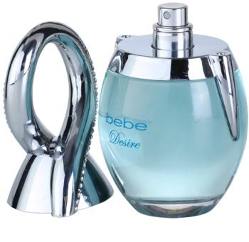 Bebe Perfumes Desire eau de parfum per donna 100 ml