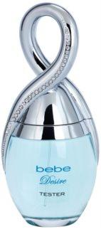 Bebe Perfumes Desire Parfumovaná voda tester pre ženy 100 ml
