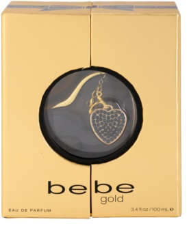 Bebe Perfumes Gold Eau de Parfum für Damen 100 ml
