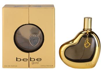Bebe Perfumes Gold Eau de Parfum for Women 100 ml