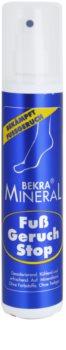 Bekra Mineral Foot-Odour-Stop Mineralien-Spray für Füssen