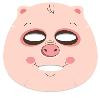 Belleza Castillo Edge Cutimal Pig маска для шкіри обличчя з колагеном