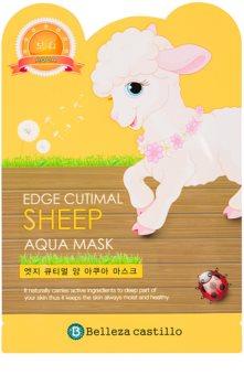 Belleza Castillo Edge Cutimal Sheep hydratačná pleťová maska