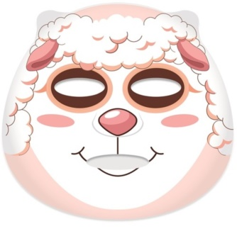 Belleza Castillo Edge Cutimal Sheep máscara facial hidratante