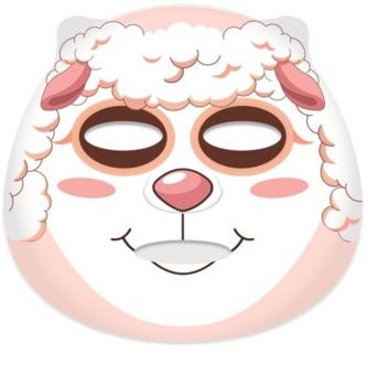 Belleza Castillo Edge Cutimal Sheep зволожуюча маска