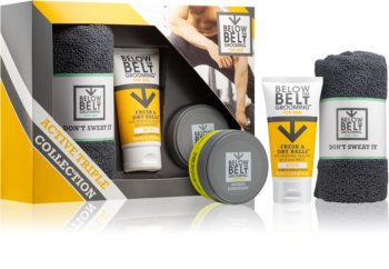 Below the Belt Grooming Active lote cosmético I. para hombre