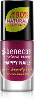 Benecos Happy Nails vernis à ongles traitant
