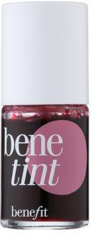 Benefit Bene Tint tekoči pripravek za toniranje za ustnice in lica