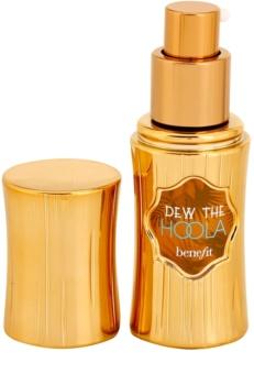 Benefit Dew the Hoola autobronzant lichid matifiant