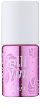 Benefit Lolli Tint blush liquido e lucidalabbra 2 in 1