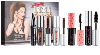 Benefit Most-Wanted Mascara Line-Up Cosmetic Set I.
