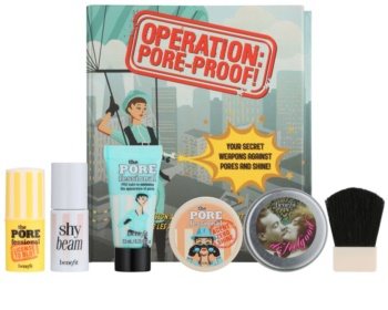 Benefit Operation: Pore-Proof! kit di cosmetici I.