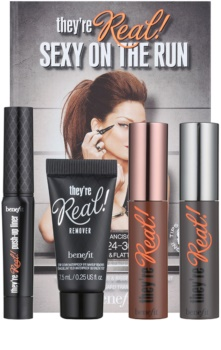 Benefit They're Real! Sexy on the Run Kosmetik-Set  I.