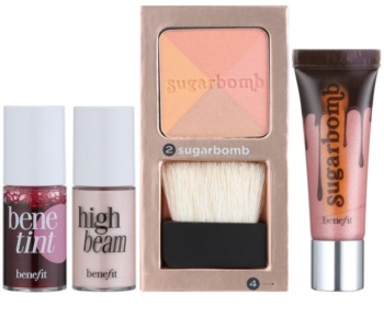 Benefit SUGARlicious Cosmetic Set I.
