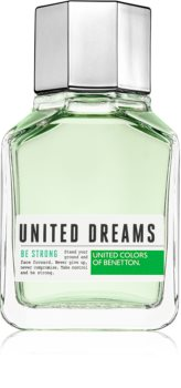 Benetton United Dreams for him Be Strong toaletna voda za moške