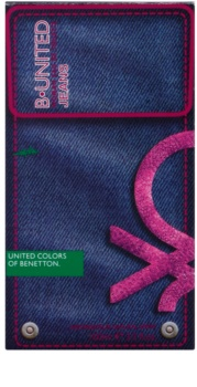 Benetton B. United Jeans Eau de Toilette für Damen 100 ml
