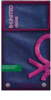 Benetton B. United Jeans Women toaletní voda pro ženy 100 ml