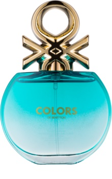 Benetton Colors de Benetton Blue eau de toilette para mujer 80 ml