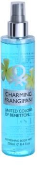 Benetton Charming Frangipani spray pentru corp pentru femei 250 ml