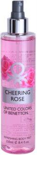 Benetton Cheering Rose spray do ciała dla kobiet 250 ml