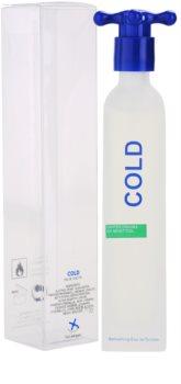 Benetton Cold Eau de Toilette für Herren 100 ml