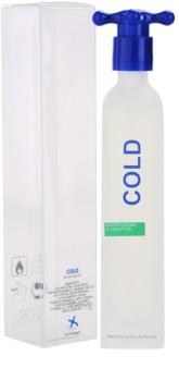 Benetton Cold eau de toilette pentru bărbați 100 ml