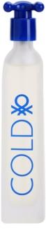 Benetton Cold toaletní voda pro muže 100 ml