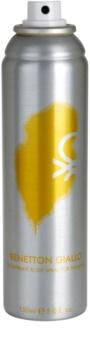 Benetton Giallo Deo Spray for Women 150 ml