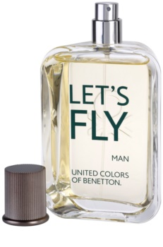 Benetton Let's Fly toaletní voda pro muže 100 ml