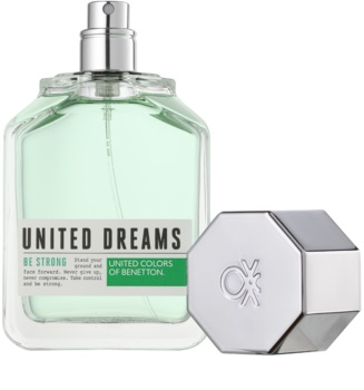 Benetton United Dream Be Strong Eau de Toilette para homens 100 ml