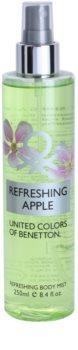 Benetton Refreshing Apple telový sprej pre ženy 250 ml